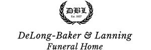 DeLong-Baker & Lanning Funeral Home Logo