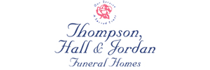 Thompson Hall & Jordan Funeral Home Logo