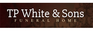 T.P. White & Sons Funeral Home Logo
