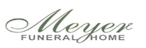 Meyer Funeral Home Logo