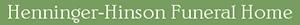 Henninger-Hinson Funeral Home Logo