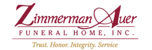 Zimmerman-Auer Funeral Home Inc Logo