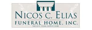 Nicos C. Elias Funeral Home Logo