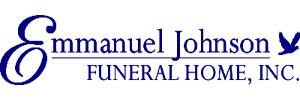 Emmanuel Johnson Funeral Home Inc Logo
