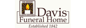 Davis Funeral Home Logo