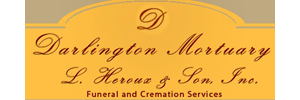 Darlington Mortuary Of L Heroux & Son Inc Logo