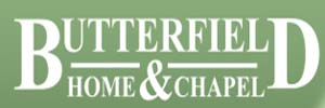 Butterfield Home And Chapel Logo