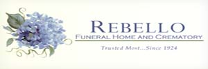 Rebello Funeral Home Inc Logo