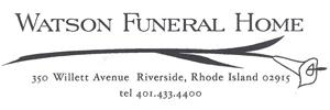 W.R. Watson Funeral Home Logo
