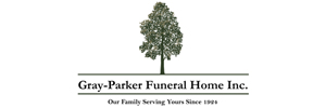 Gray-Parker Funeral Home Logo