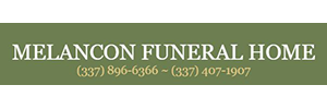 MELANCON FUNERAL HOME - Opelousas Logo