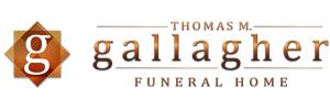 Thomas M. Gallagher Funeral Home Logo