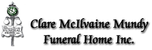 Clare McIlvaine Mundy Funeral Home Inc. Logo