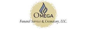 Omega Funeral Service & Crematory, LLC. Logo