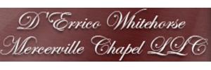 D'Errico Whitehorse Mercerville Chapel Logo
