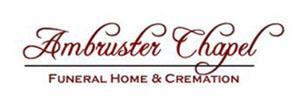Ambruster Chapel - Saint Louis Logo
