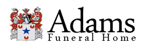 Adams Funeral Home Logo