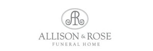 Allison & Rose Funeral Homes Logo