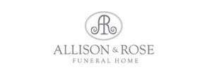 Allison & Rose Funeral Homes Logo