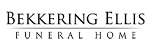 bekkering ellis funeral home logo