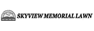 Skyview Memorial Lawn Logo