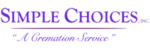 Simple Choices, Inc. Cremation Service Logo