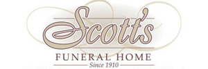 Scott's Funeral Home Logo
