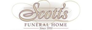 Scott's Funeral Home Logo