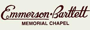 EMMERSON-BARTLETT MEMORIAL CHAPEL Logo