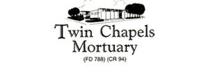 Twin Chapels Mortuary Logo