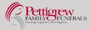 Pettigrew Family Funerals Logo