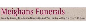 Meighan Funerals Logo