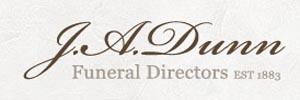 J.A. Dunn Funeral Directors Logo