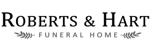 Roberts & Hart Funeral Home - Westville Logo