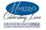 Martin Funeral, Cremation & Tribute Services – Grand Blanc Logo