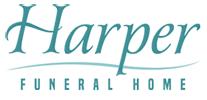 Harper Funeral Home Logo