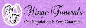 Minge Funerals Pty Ltd Logo