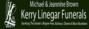 Kerry Linegar Funerals Logo