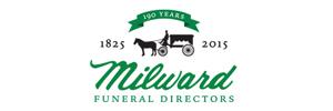 Milward Funeral Home - Man O' War Logo