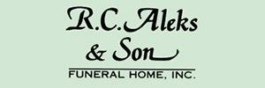 R.C. Aleks & Son Funeral Home, Inc. Logo