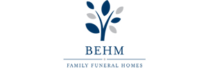 The Behm Family Funeral Home Logo