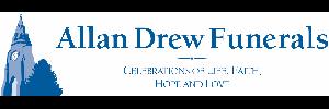 Allan Drew Funerals Logo