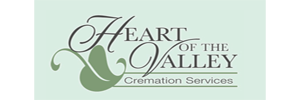 Heart of the Valley Cremation Services Logo