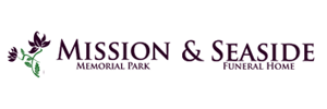 Mission Memorial Park and Seaside Funeral Home Logo