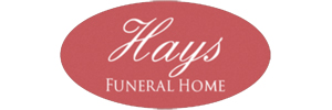 Hays Funeral Home Logo