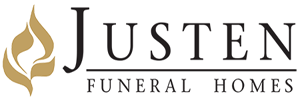 Justen Funeral Home & Crematory Logo