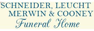 Schneider-Leucht-Merwin & Cooney Funeral Home Logo