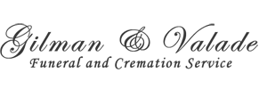 Gilman and Valade Funeral Home Logo