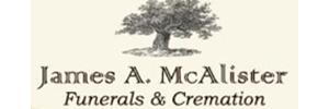 James A. McAlister Funerals & Cremation Logo