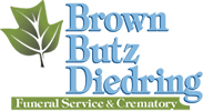 Brown-Butz-Diedring Funeral Service & Crematory Logo